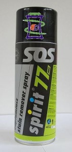 SPIRIT 77 MAX spray 400ml