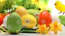Zdrowych i pogodnych Świąt Wielkanocnych 2018 życzy firma BD CŁAPA Spółka jawna importer dodatków krawieckich